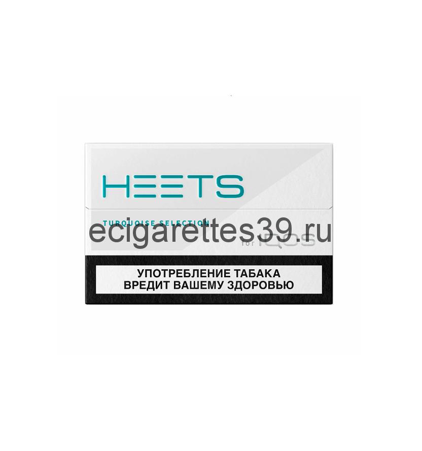 Стики HEETS Turquoise Label