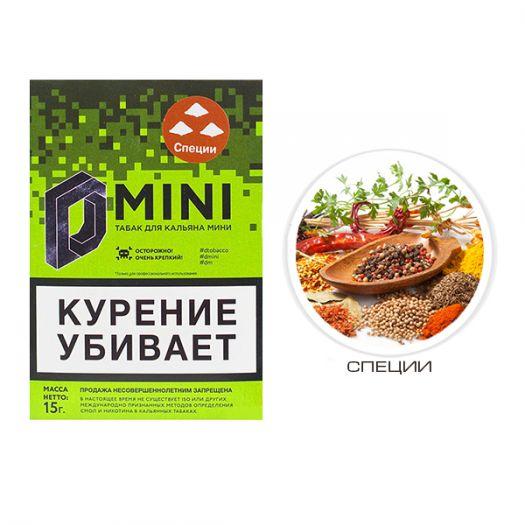 Табак D-Mini Специи