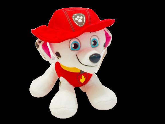 Мягкая игрушка Маршал Щенячий патруль