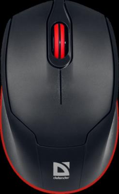 НОВИНКА. Беспроводная оптическая мышь Genesis MB-865 черный, 1600 dpi