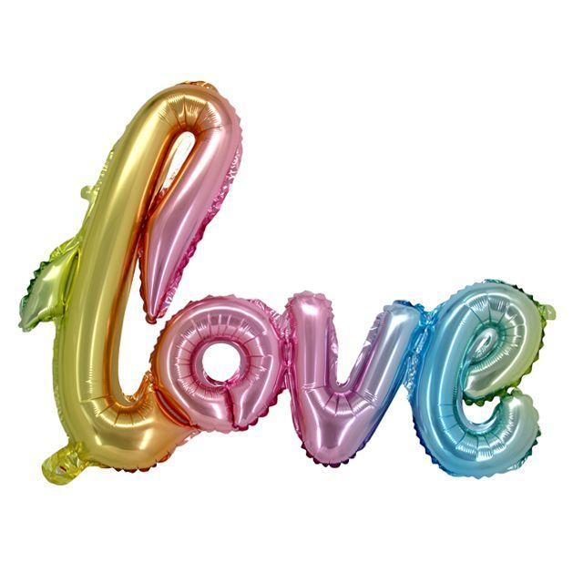 """Надпись """"LOVE"""" 75см"""