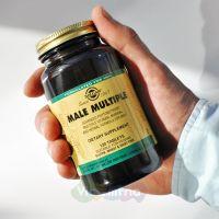 Солгар Мультивитаминный комплекс для мужчин, 120 табл.