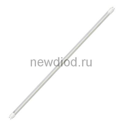 Лампа светодиодная LED-T8-П-STD 20Вт 230В G13 6500К 1620Лм 1200мм прозрачная ASD