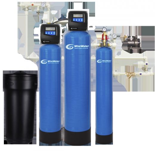 Комплексные установки водоочистки