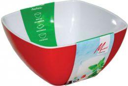 Салатник из пластика 140х140мм RioRita Милих