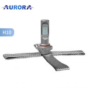 Светодиодные лампы Aurora цоколь 9006 8000Лм комплект 2 шт.