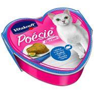 Vitakraft POESIE Консерва для кошек террин камбала в яйце, 85г