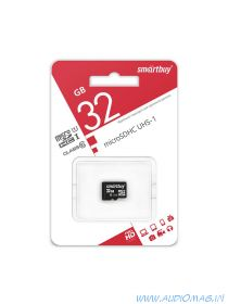 SmartBuy Карта памяти microSD 32Gb 10 class