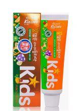 Детская зубная паста Kizcare с ярким тропическим вкусом (с 2-х лет), 75г