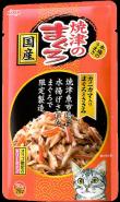 """Aixia Yaizu-no-Maguro Влажный корм для кошек """"Тунец, куриное филе и крабовое мясо в желе"""" 60г."""