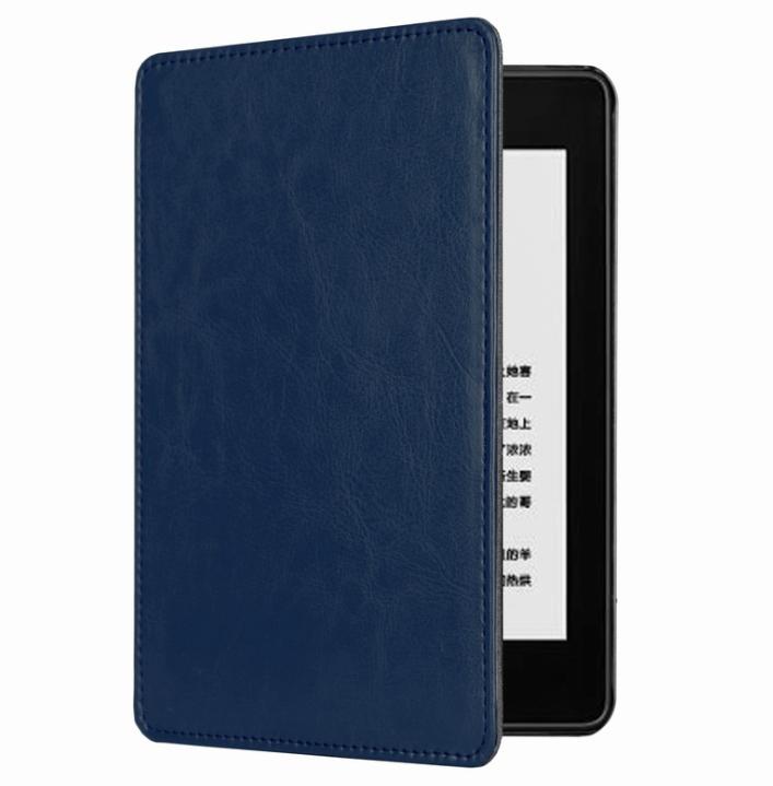 Обложка на Kindle Paperwhite 2018 ( Темно-синий )