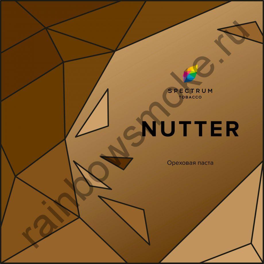 Spectrum Hard 100 гр - Natter (Ореховая Паста)