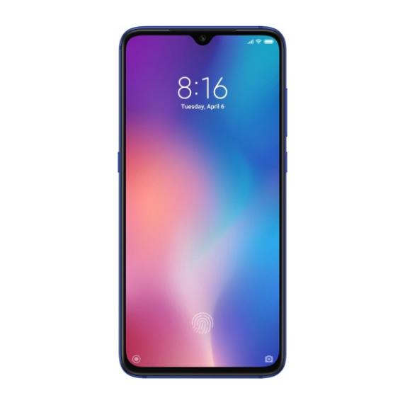 Xiaomi Mi 9 6/128 ГБ (синий)
