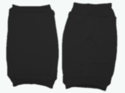 Наколенник для гимнастики и танцев Индиго, цвет чёрный, размер L, Артикул 08698
