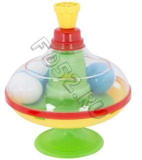 Юла с шариками