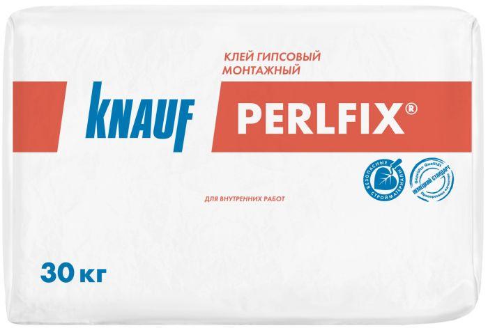 Кнауф Перлфикс  гипсовый монтажный клей,  30 кг