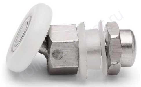 Ролик для душевой кабины VH014 (комплект 8шт) Диаметр колеса ( 19мм, 23мм, 25мм)