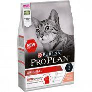 Pro Plan Adult (с лососем и рисом) для взрослых кошек (10 кг)
