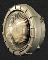 Взрывозащищенные светодиодные светильники Плафон ВС, 1Ex d IIС T5 (T4), IP66, 8, 15, 20Вт, УХЛ1ОМ1, 50/60Гц, 12 Vdc, 24Vdc, 36Vac, 220Vac