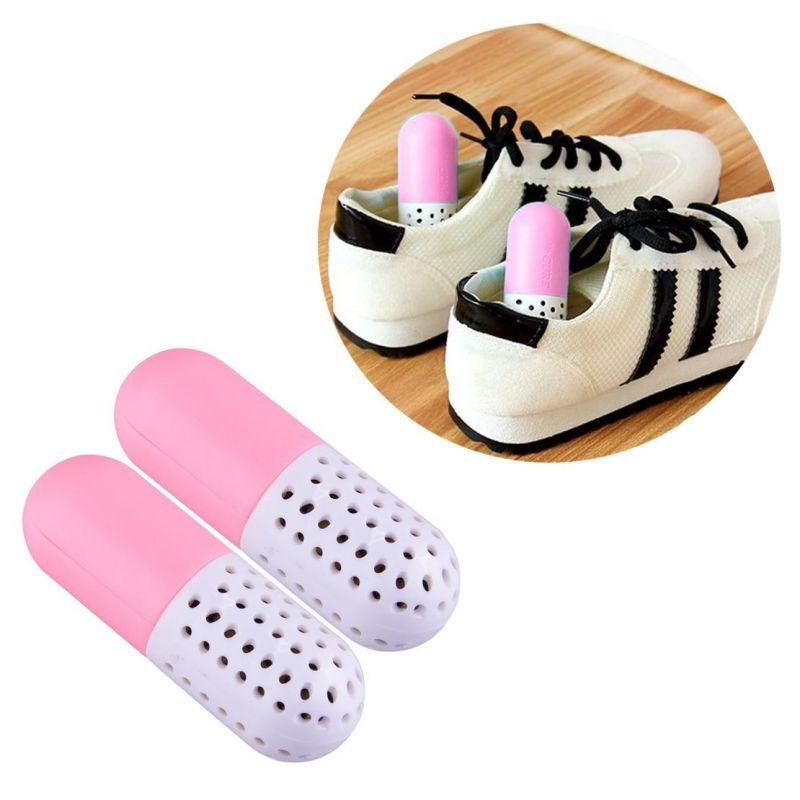 Поглотитель Неприятного Запаха Для Обуви CURE, Цвет Розовый