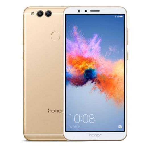 Смартфон Huawei Honor 7X 4/32Gb Gold