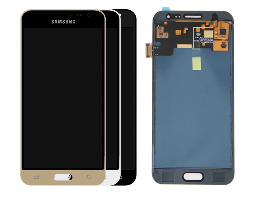 LCD (Дисплей) Samsung J320F Galaxy J3 (2016) (в сборе с тачскрином) (gold) Оригинал