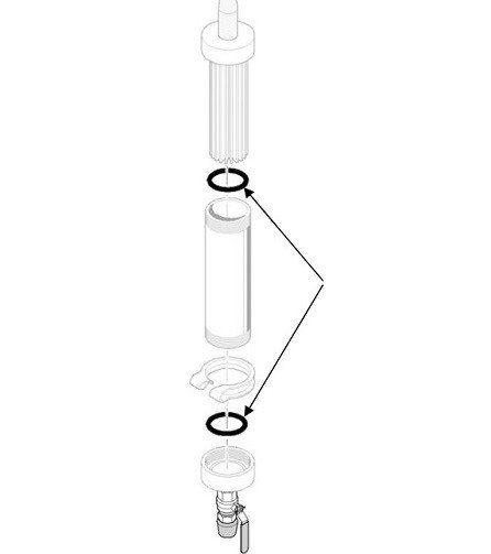Уплотнительное кольцо преднагревателя EnergyLogic