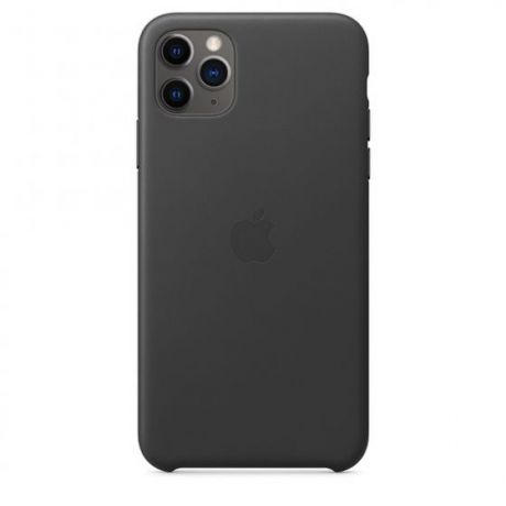 Чехол iPhone 11 Pro Max Apple Leather Case