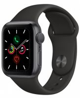 Apple Watch Series 5 GPS 44mm Black