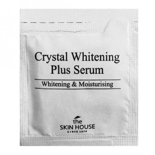 Сыворотка для лица The Skin House CRYSTAL WHITENING PLUS SERUM