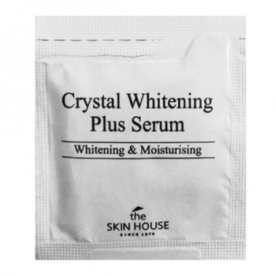 Сыворотка для лица The Skin House CRYSTAL WHITENING PLUS SERUM