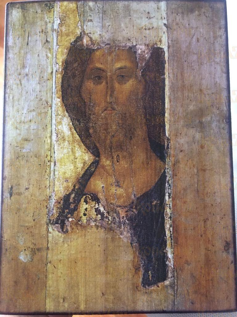 Икона Спас Вседержитель (копия А.Рублева)