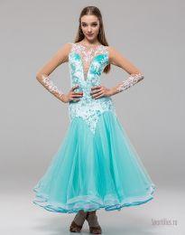"Платье для танцев стандарт ""Infiniti"""