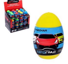 Машина металлическая в яйце «СпортКар», масштаб 1:64
