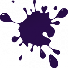 Колеровочная паста фиолетовая 10г