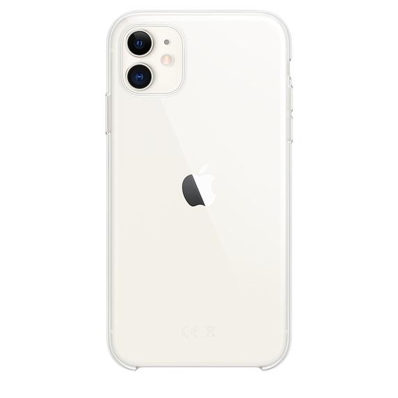 Силиконовый Чехол iPhone 11