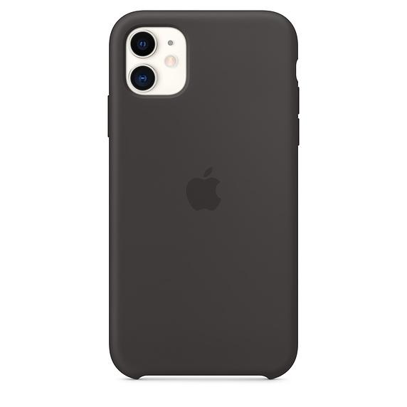 Чехол iPhone 11 Apple Silicone Case