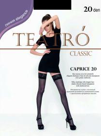 Чулки TEATRO Caprice 20 женские, цвет Daino, размер 4