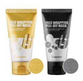 Berrisom Face Wrapping Peel-off Mask 50ml - Маска-плёнка для лица