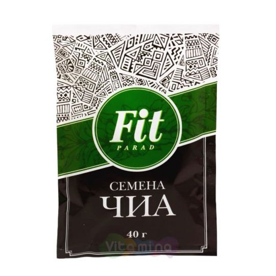 Fit Parad Семена Чиа, 40 гр