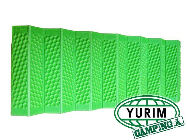 Коврик YURIM туристический 5081 1810х550х8 мм складной