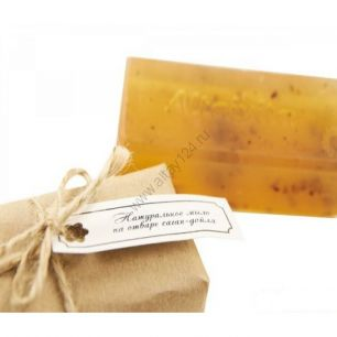 Мыло ручной работы из саган-дайля, 85 гр