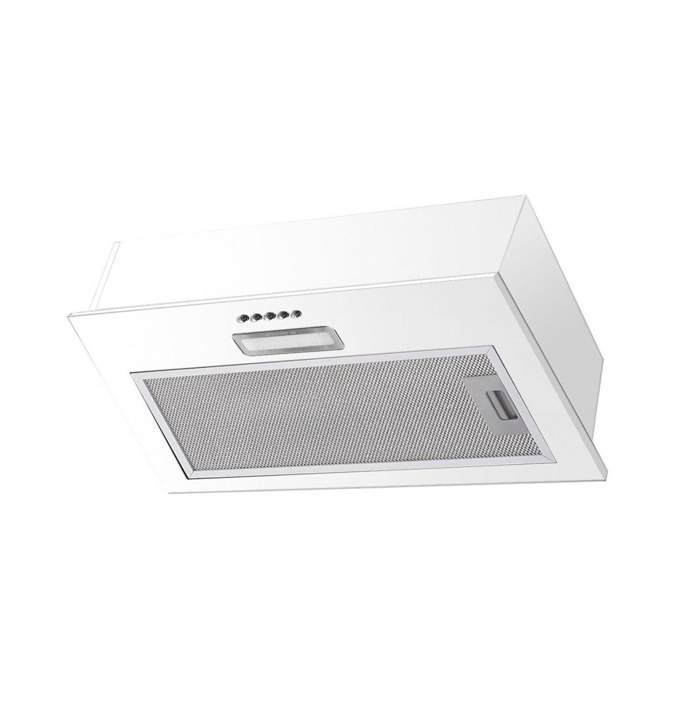 Кухонная вытяжка Lex GS BLOC LIGHT 600 WHITE (CHTI000329)