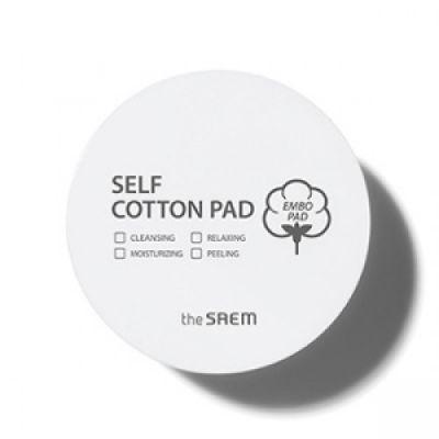 Saem Диски хлопковые Self Cotton Pad