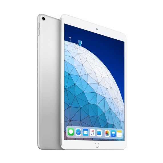 Apple iPad Air 256 ГБ Wi-Fi Серебристый