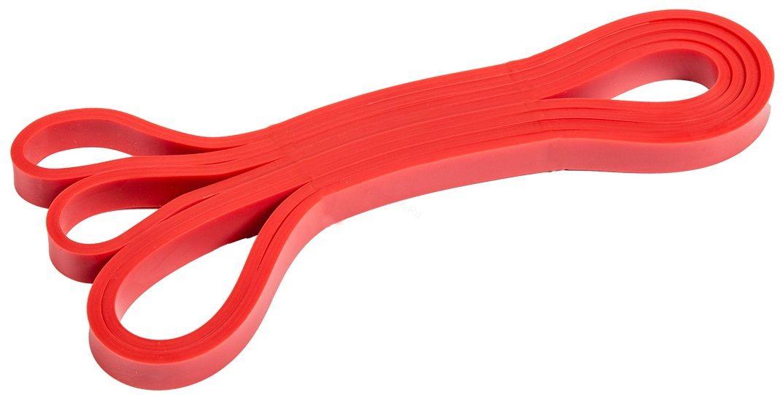 Ленточный эспандер для кроссфит PROFI-FIT слабое сопротивление, красный