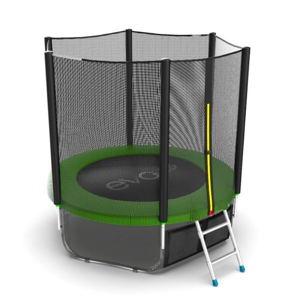 EVO JUMP External 6ft (Green) + Lower net