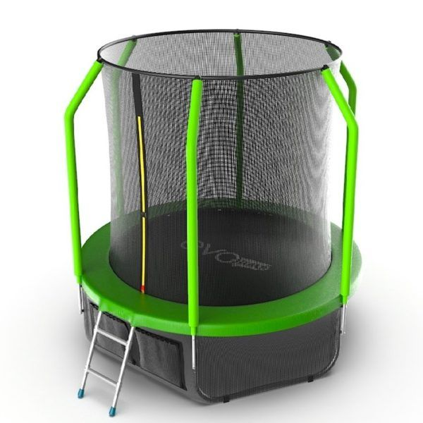 EVO JUMP Cosmo 6ft (Green) + Lower net