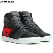Ботинки Dainese York Air, Чёрно-красные