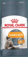 Royal Canin Hair & Skin Care Корм для кошек с проблемной шерстью и чувствительной кожей (10 кг)